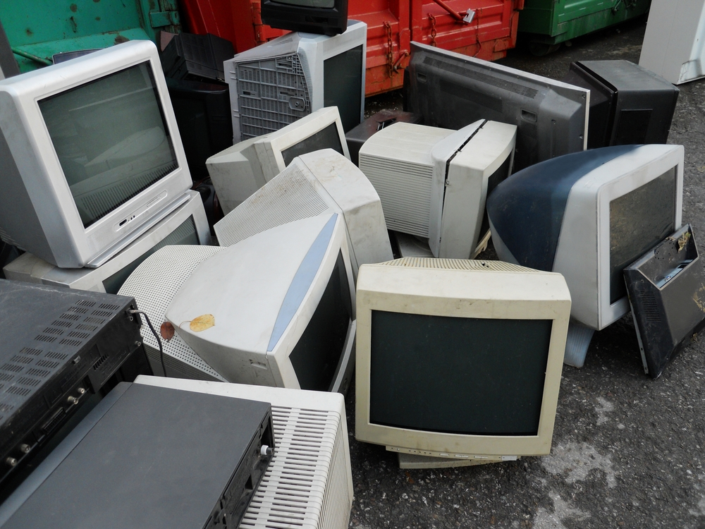 Don't Forget to Recycle Electronics During Spring Cleaning