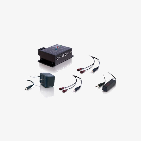 Infrared (IR) Remote Control Repeater Kit by Quiktron - Maryland