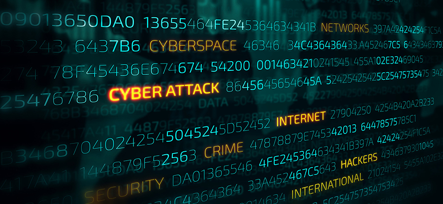 DDoS cyber attack on VoIP